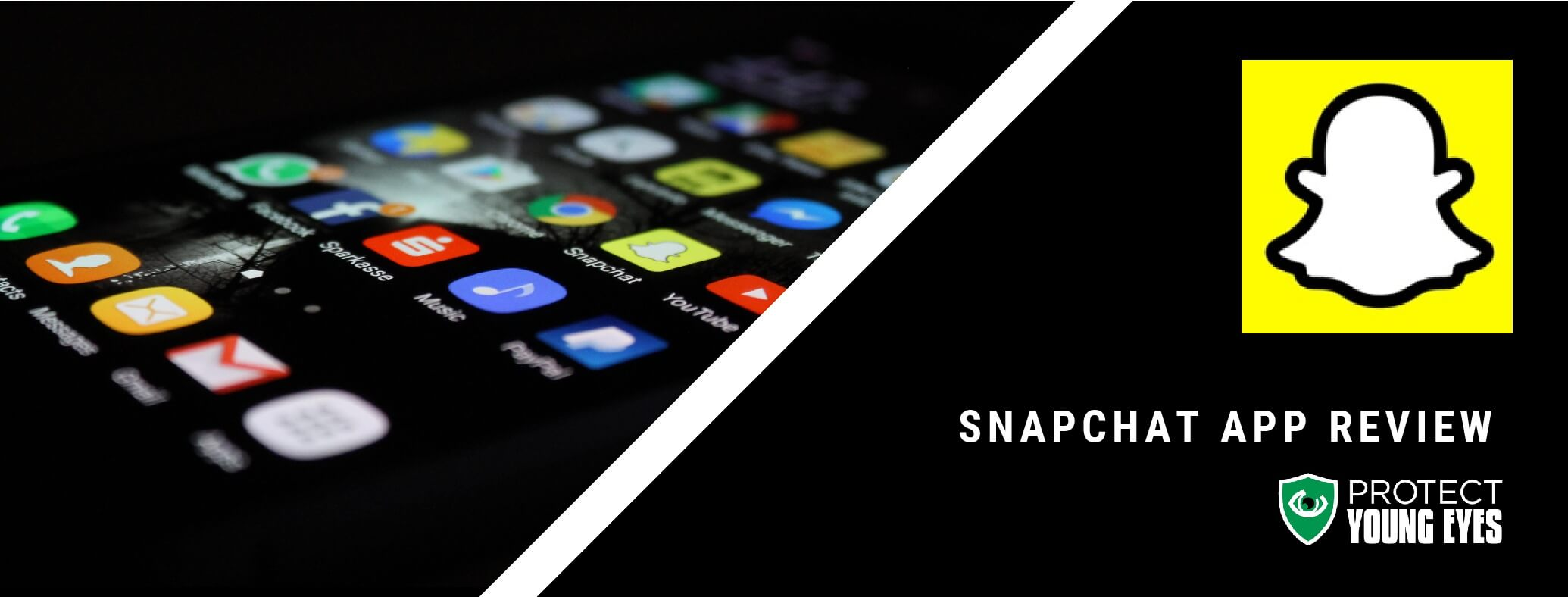 Snapchat: App Information for Parents from Protect Young Eyes