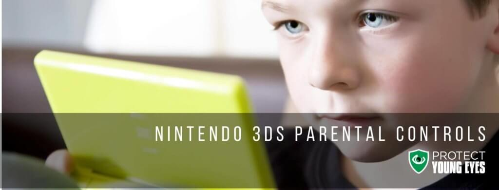 Nintendo 3DS Parental Controls Explained