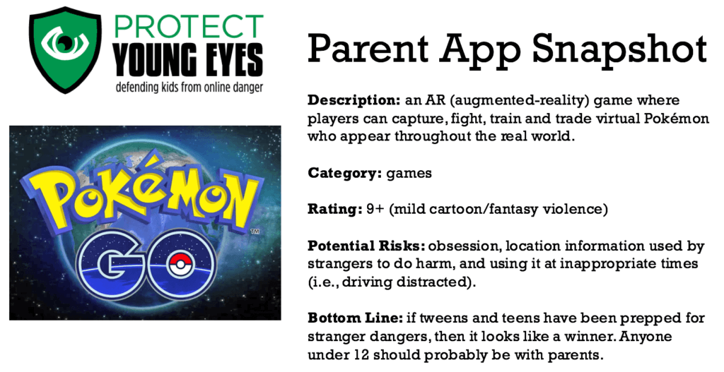 Pokemon Parent Summry
