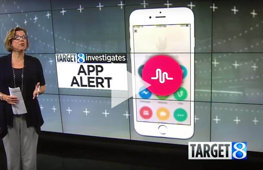 Target 8: Musical.ly app raising child safety concerns