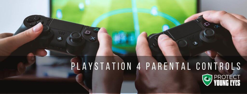 PlayStation 4 Parental Controls