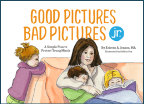 Good Pictures, Bad Pictures, Jr.