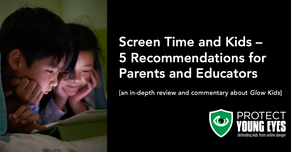 Screen Time and Parental Controls