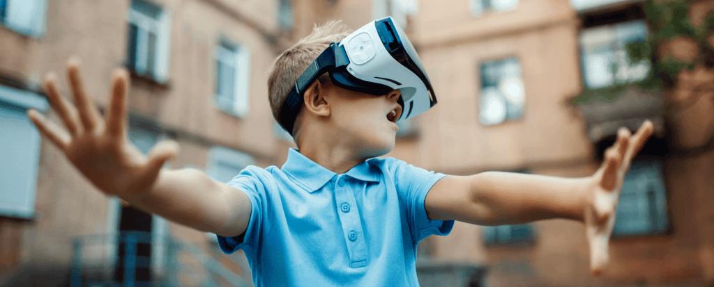 Screen Time - Virtual Reality