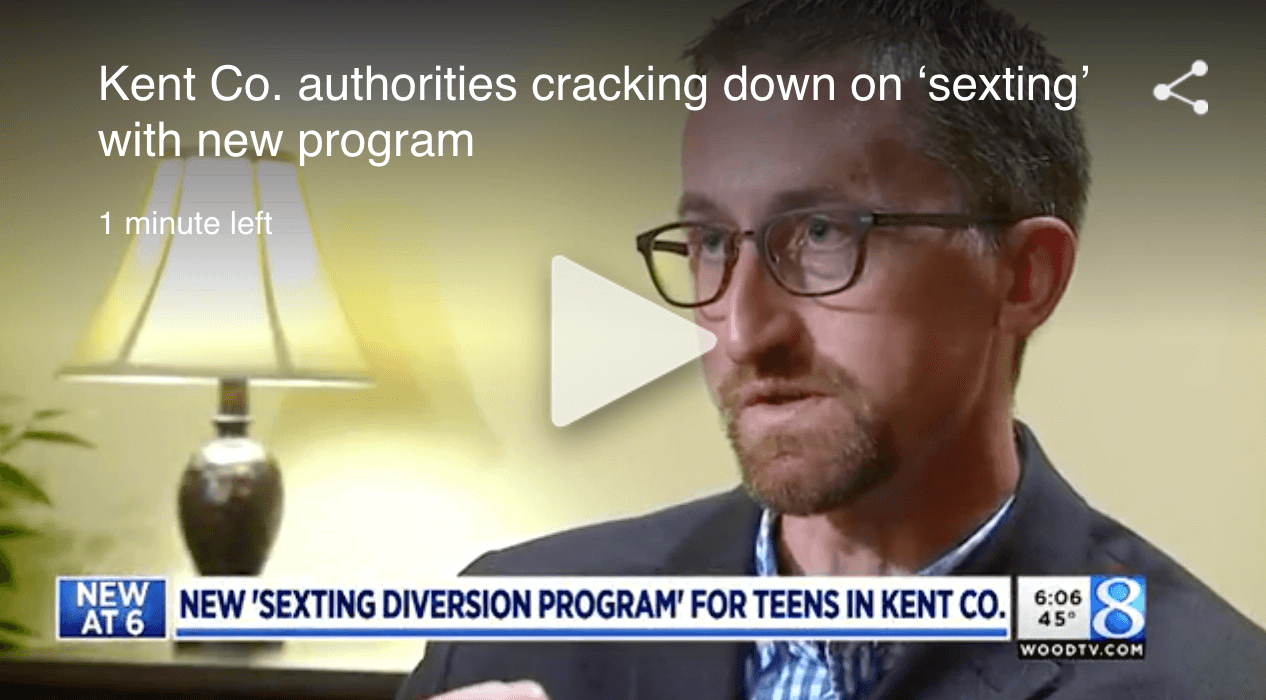 Kent County Implements New Anti-Sexting Program for Minors