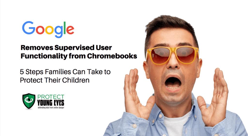 Google Supervised Users