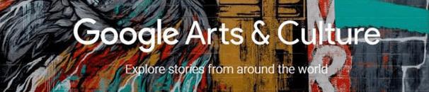 Google Arts & Culture Header 2