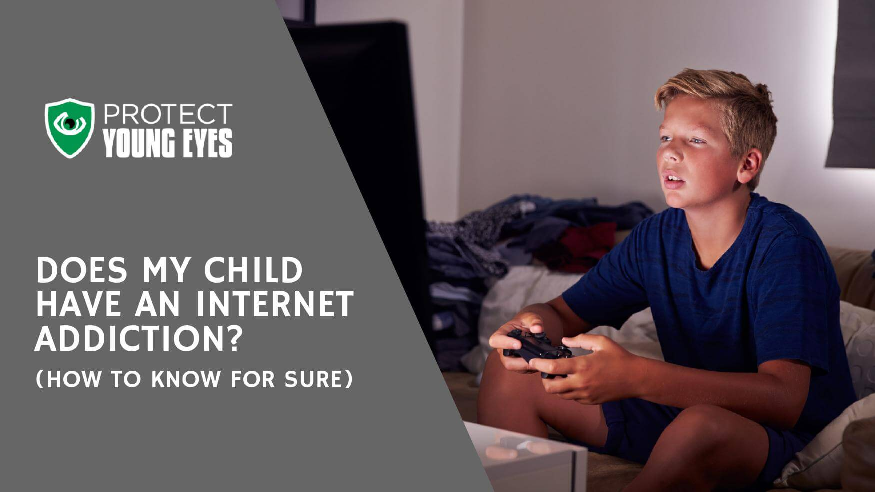 Does My Kid Have an Internet Addiction