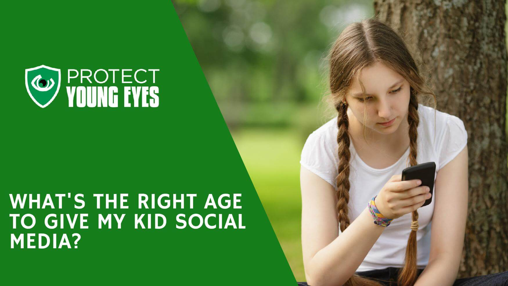 What's the Right Age Social Media