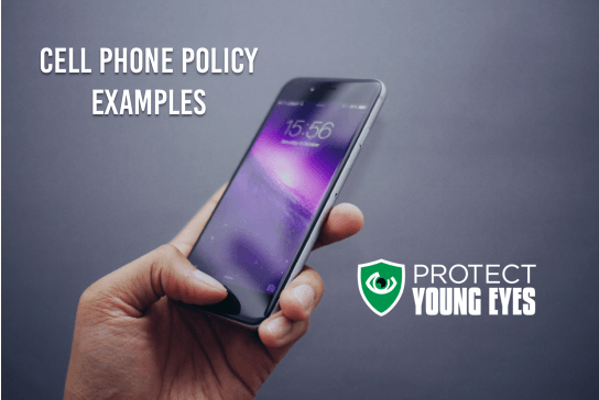 Cell Phone Policy Examples