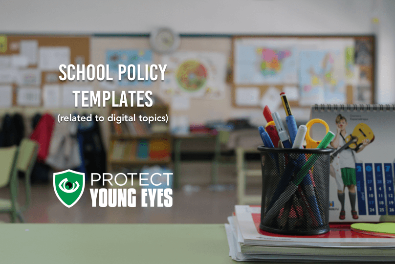 Internet Safety Resources - school church policies