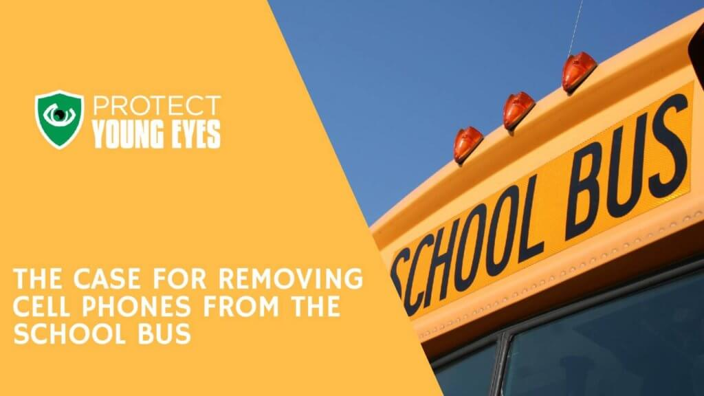 Remove Phones School Bus