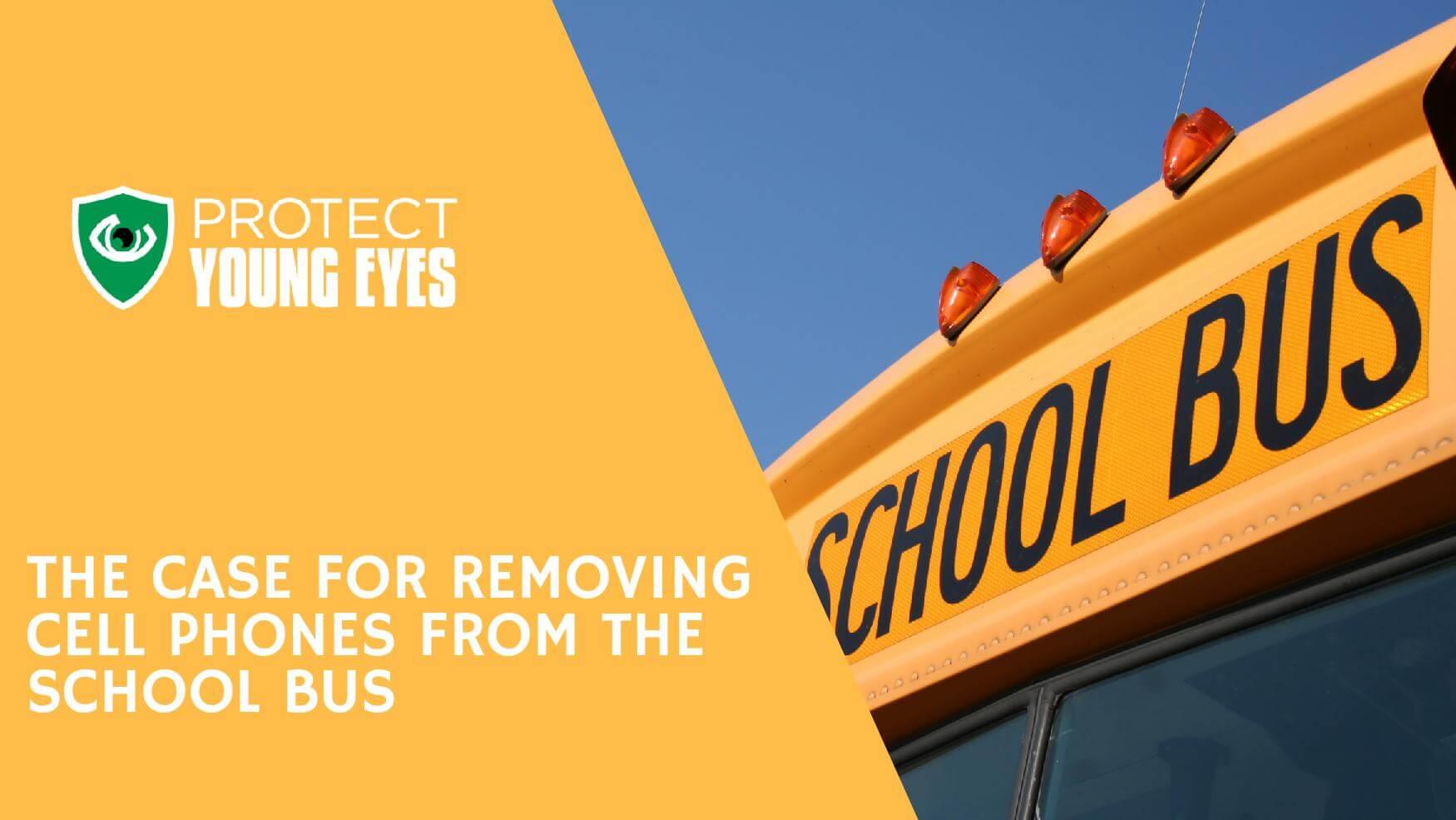 Remove Phones School Bus