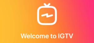 IGTV - Instagram TV