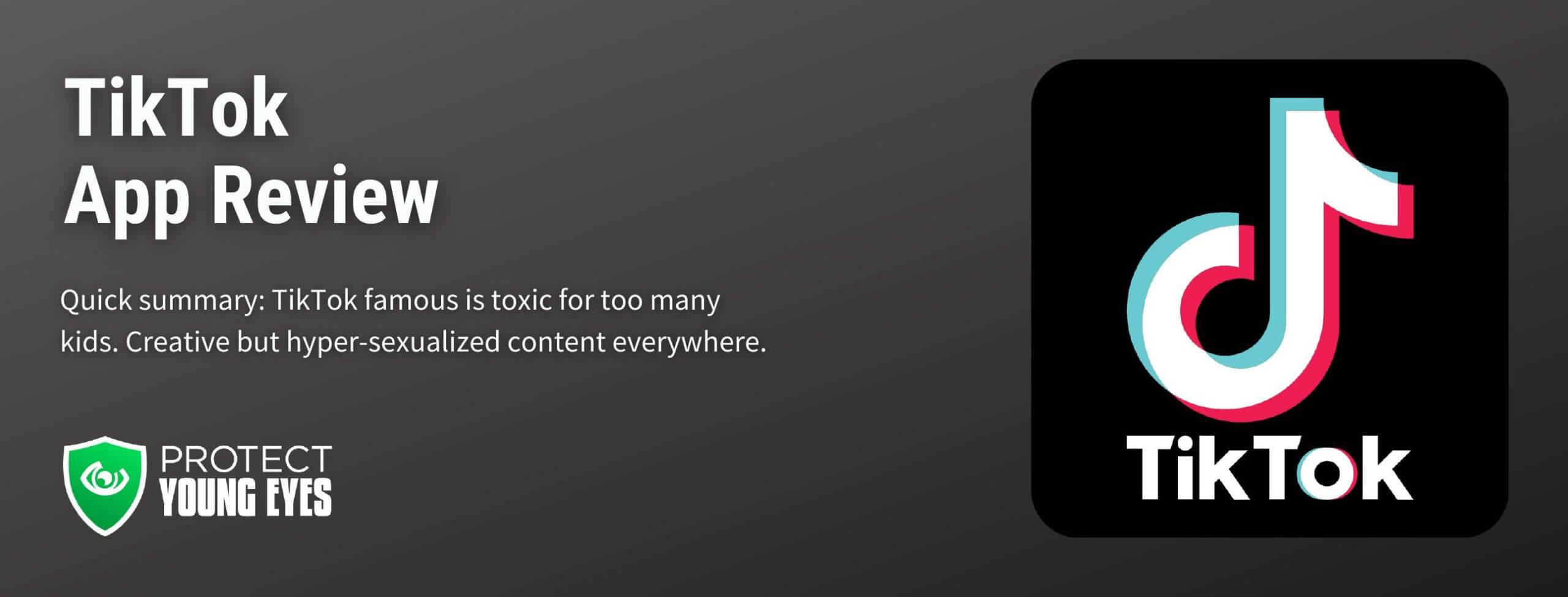 TikTok App Review - is it safe?