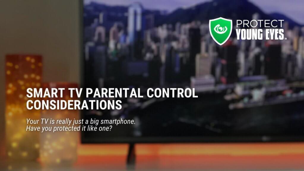 Smart TV Parental Controls