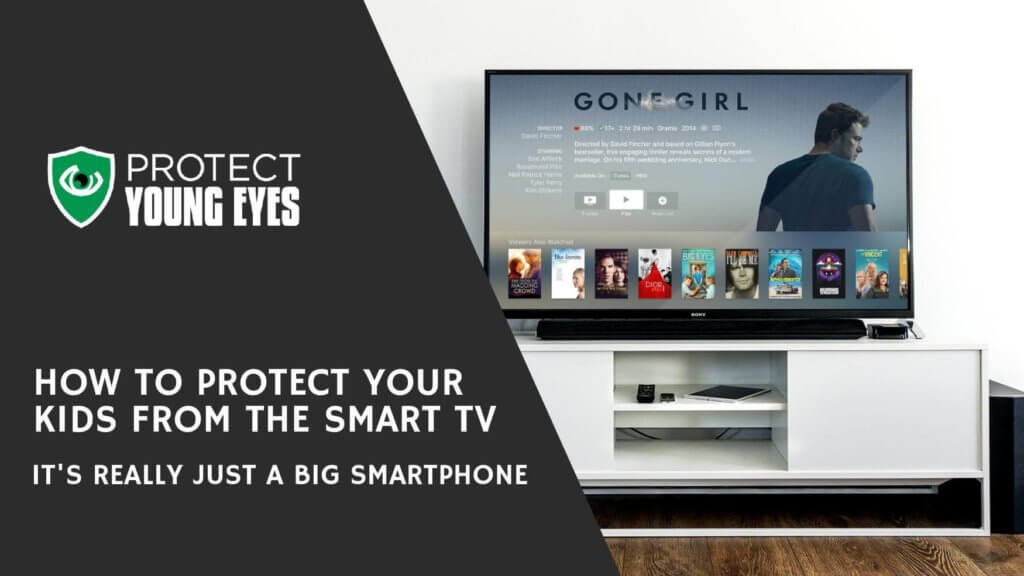 Protect Kids from the Smart TV