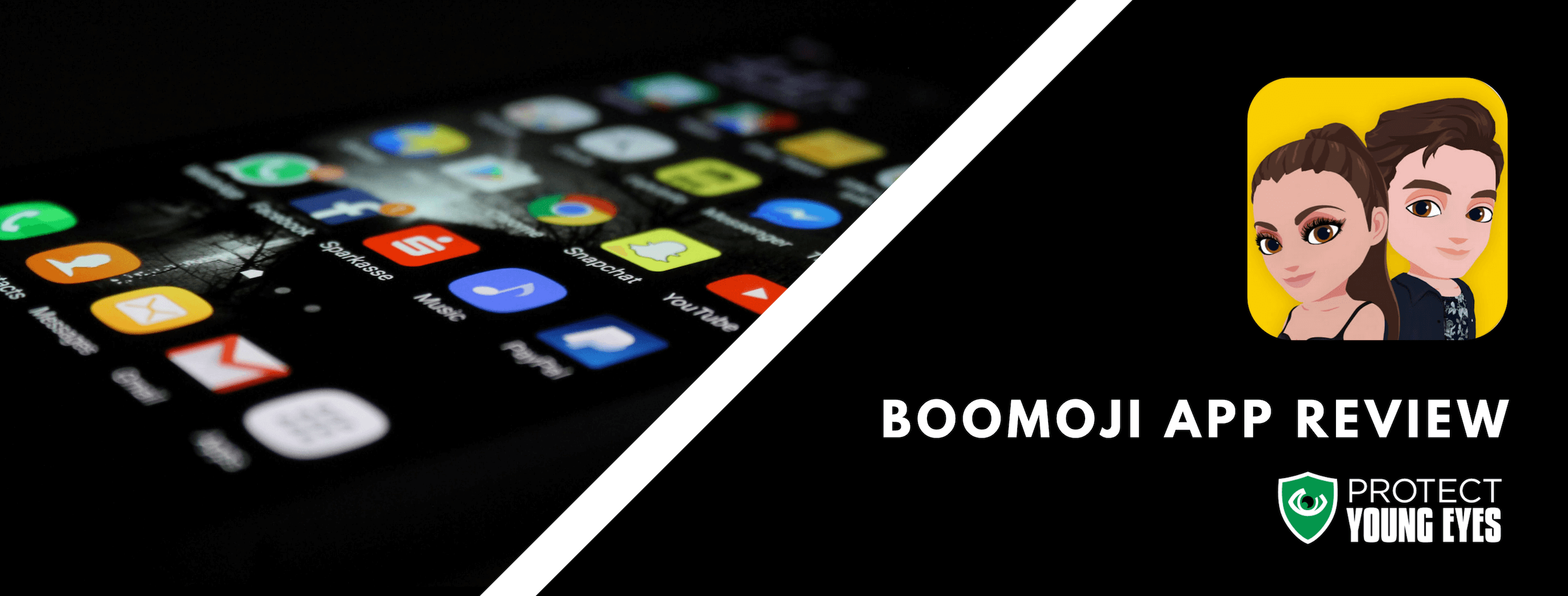 Boomoji App Profile for Parents