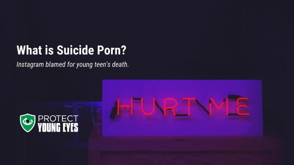 Suicide Porn - Instagram