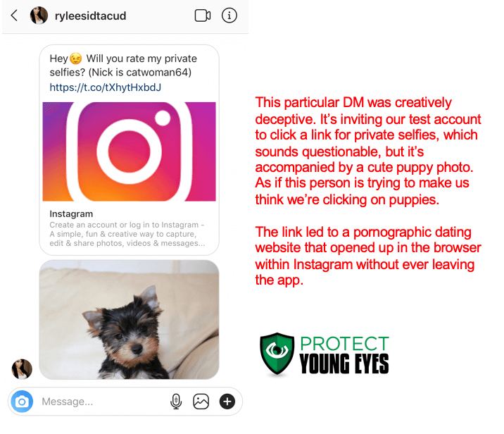 4 Ways Pedophiles Exploit Instagram to Groom Kids | Protect Young Eyes