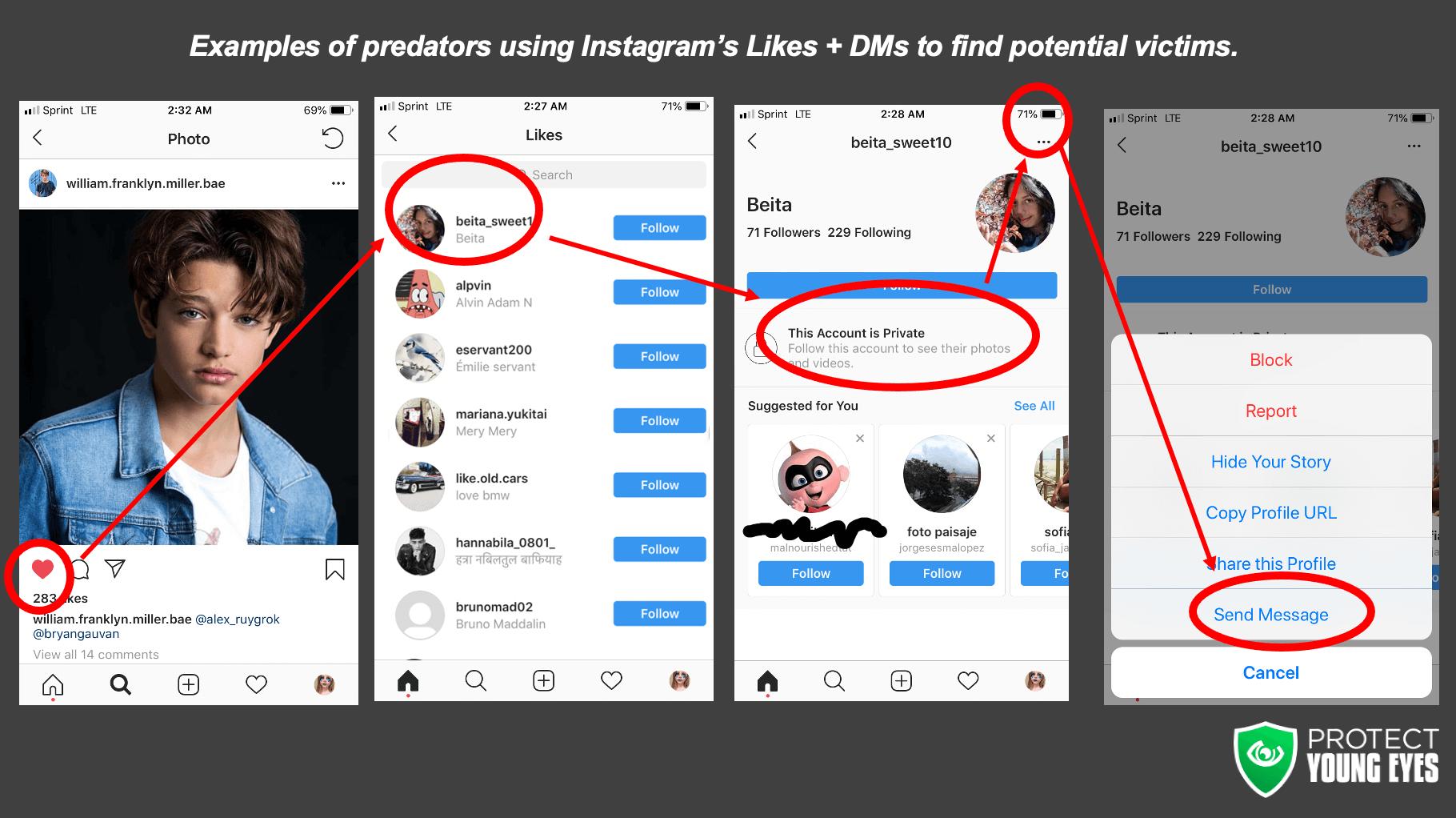 Instagram and Predators - PYE 5