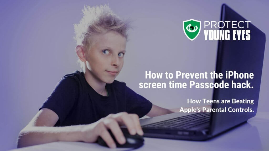 Screen Time Passcode Hack