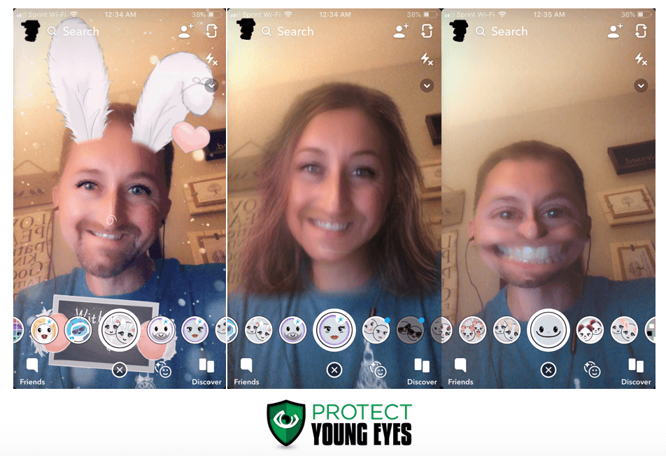 Snapchat Filter - PYE