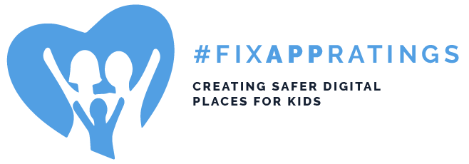 Internet Safety - Fix App Ratings - PYE
