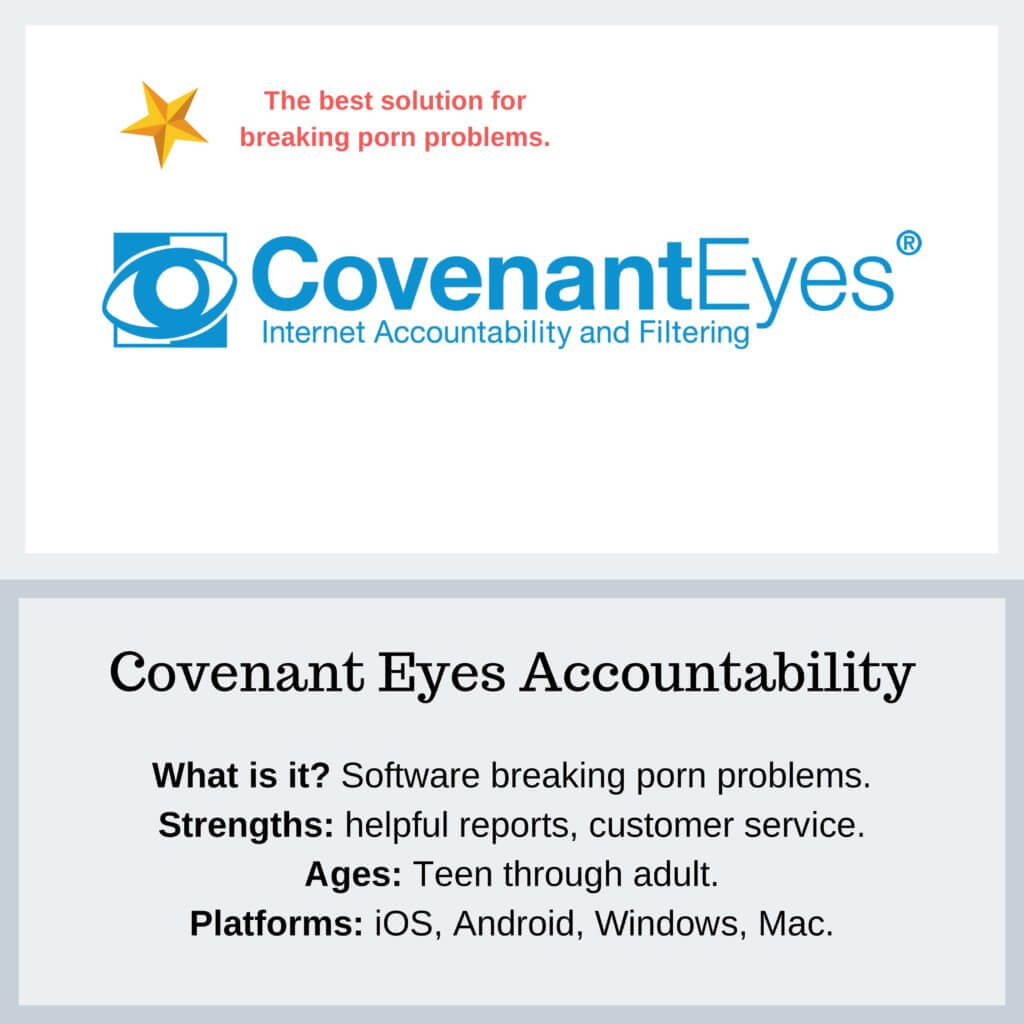 Covenant Eyes Accountability - Protect Young Eyes