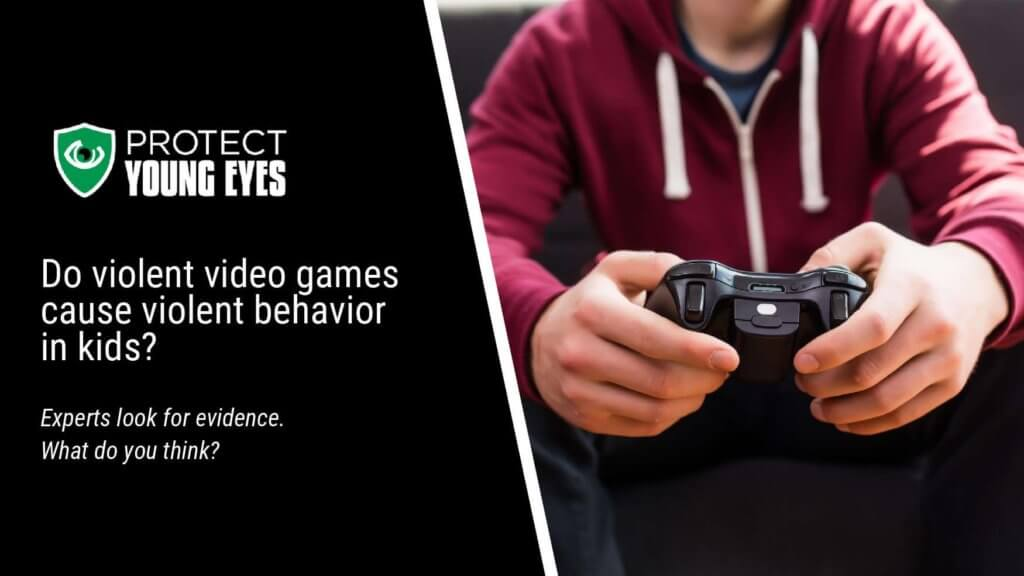 Do Violent Video Games Cause Violent Behavior