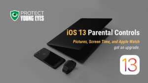 iOS Screen Time Parental Controls