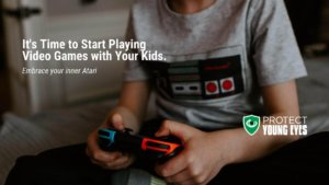 Play Video Games with Kids - PYE