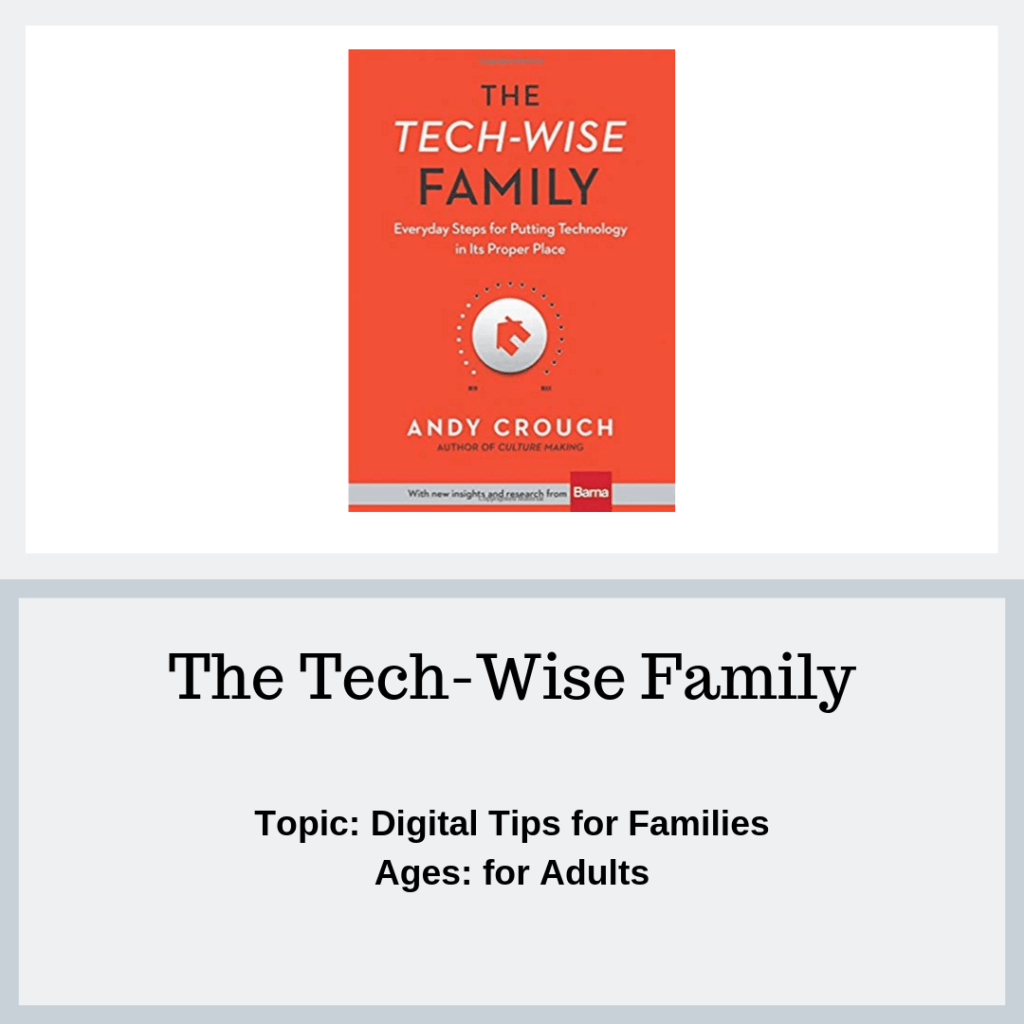 Tech Wise Family - Protect Young Eyes Resources