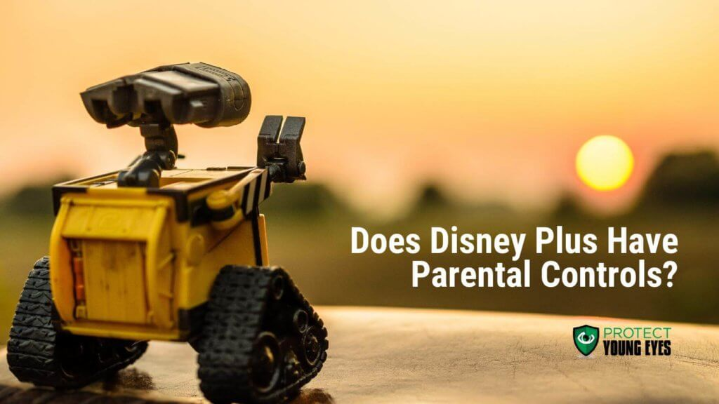 Disney Plus Parental Controls