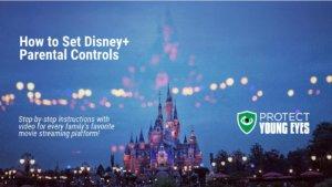 How to Set Disney+ Parental Controls