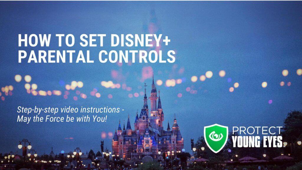 Does Disney+ have Parental Controls?