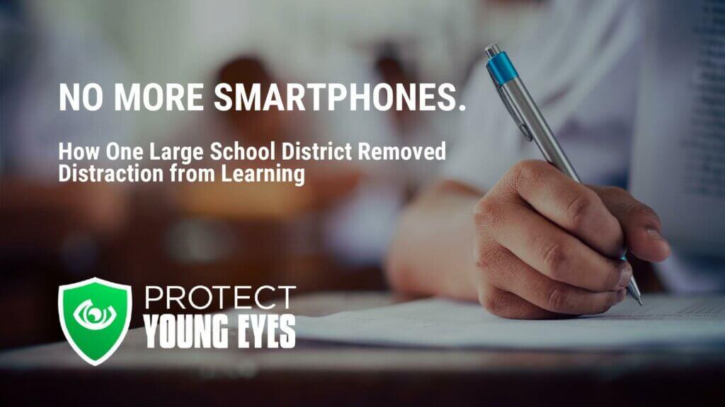 Remove Smartphones from School