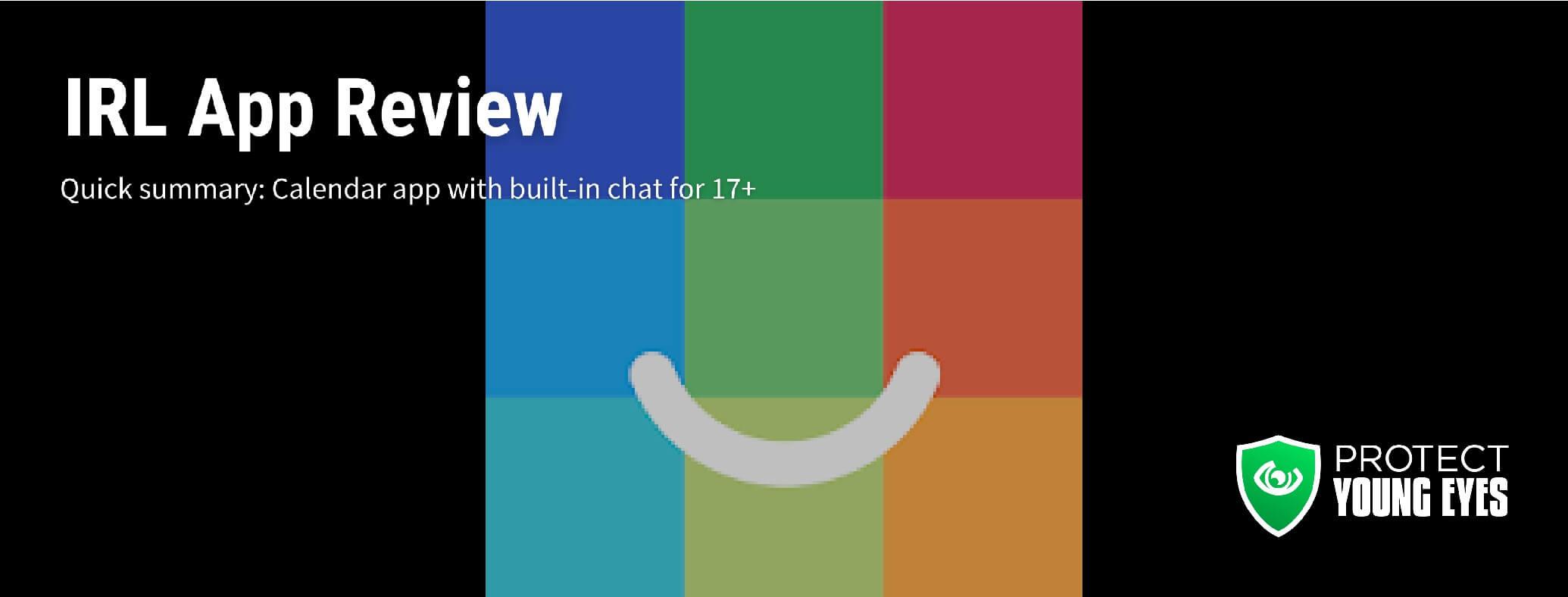 IRL App Review Header Image