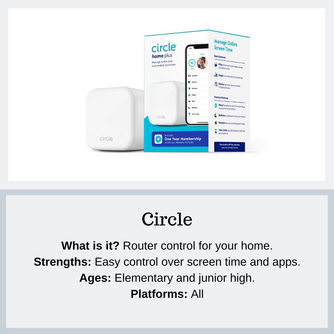Circle New Logo - Resources