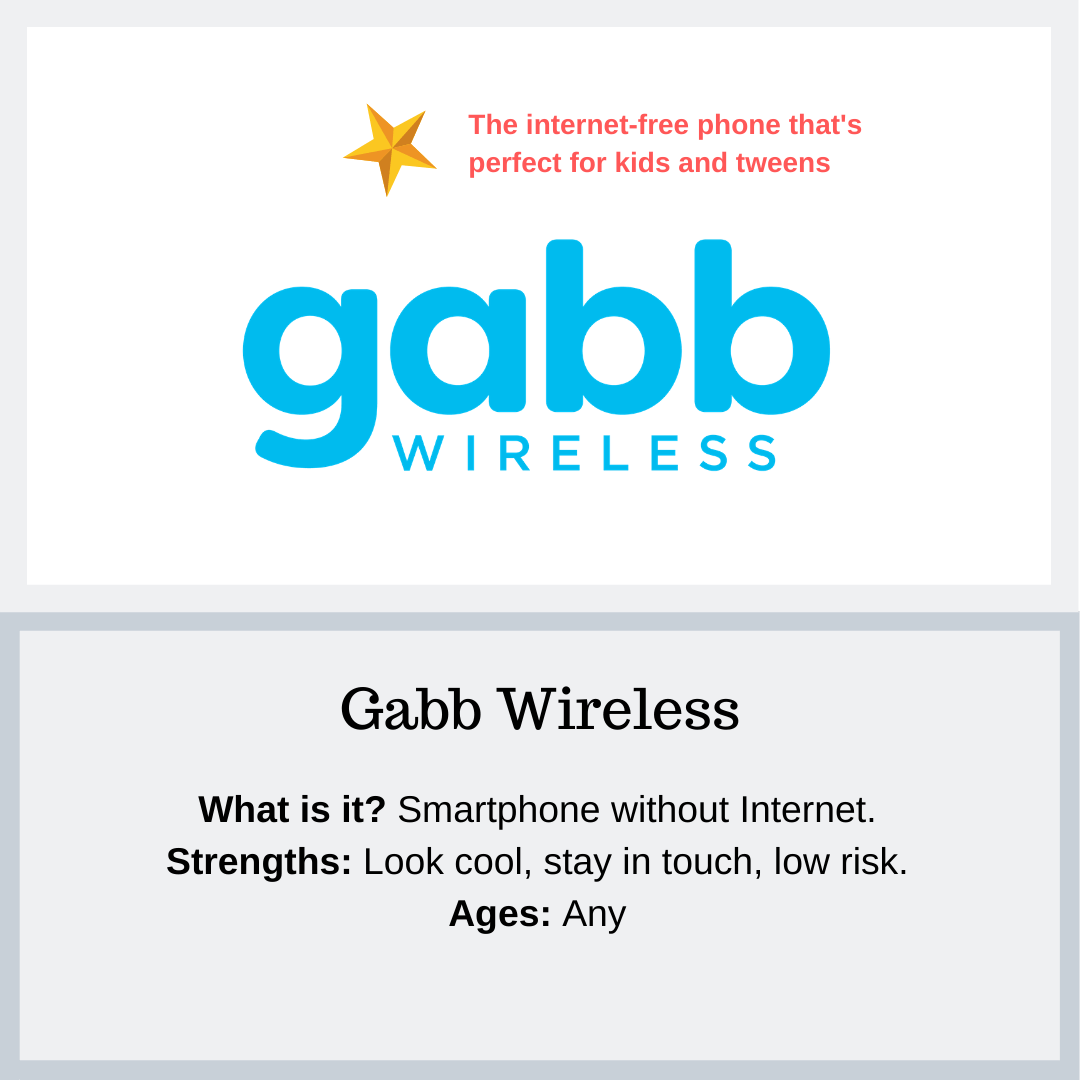 Gabb Wireless 2 - PYE Resources