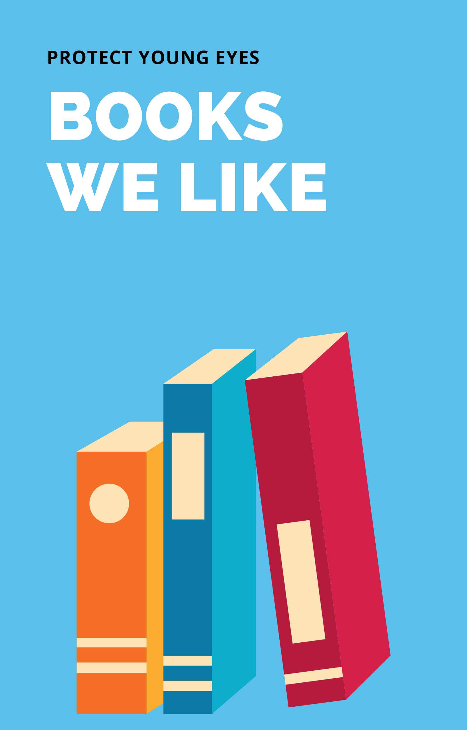 Books we Recommend - PYE