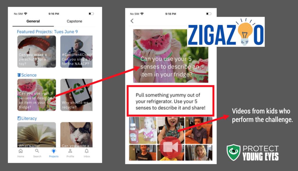 Zigazoo App Review