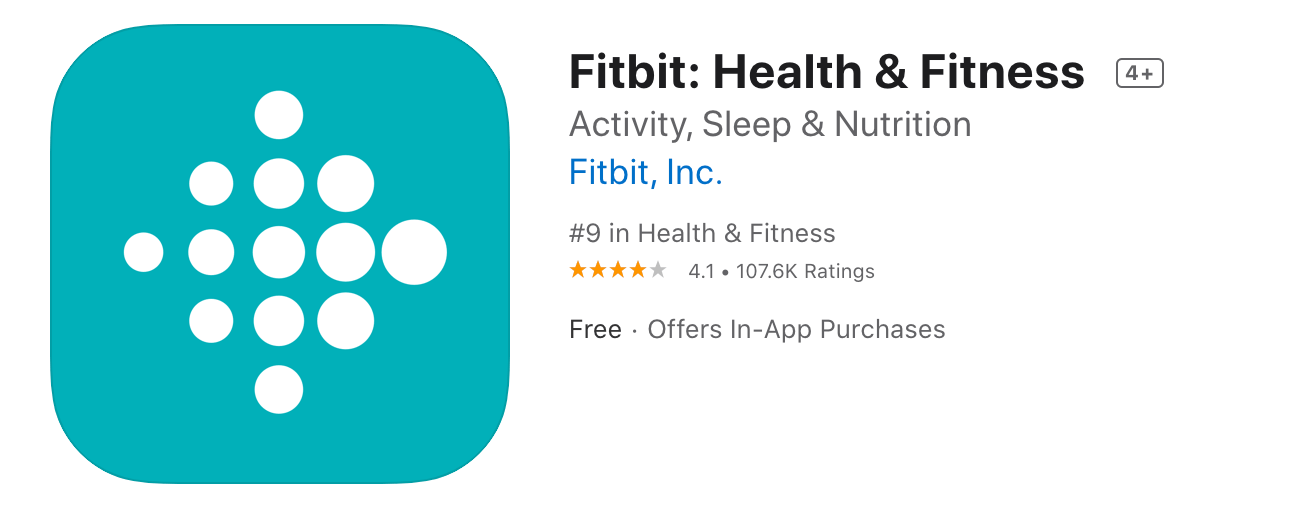 FitBit Period App for Young Girls