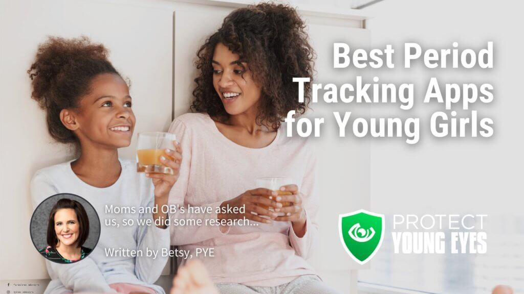 Period Tracking Apps for Young Girls