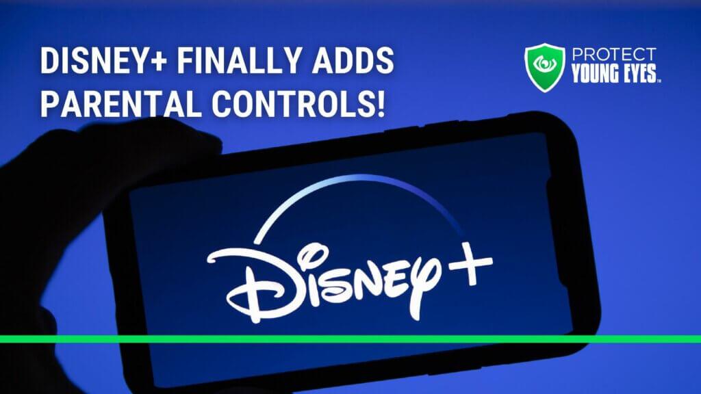 Disney+ Parental Controls