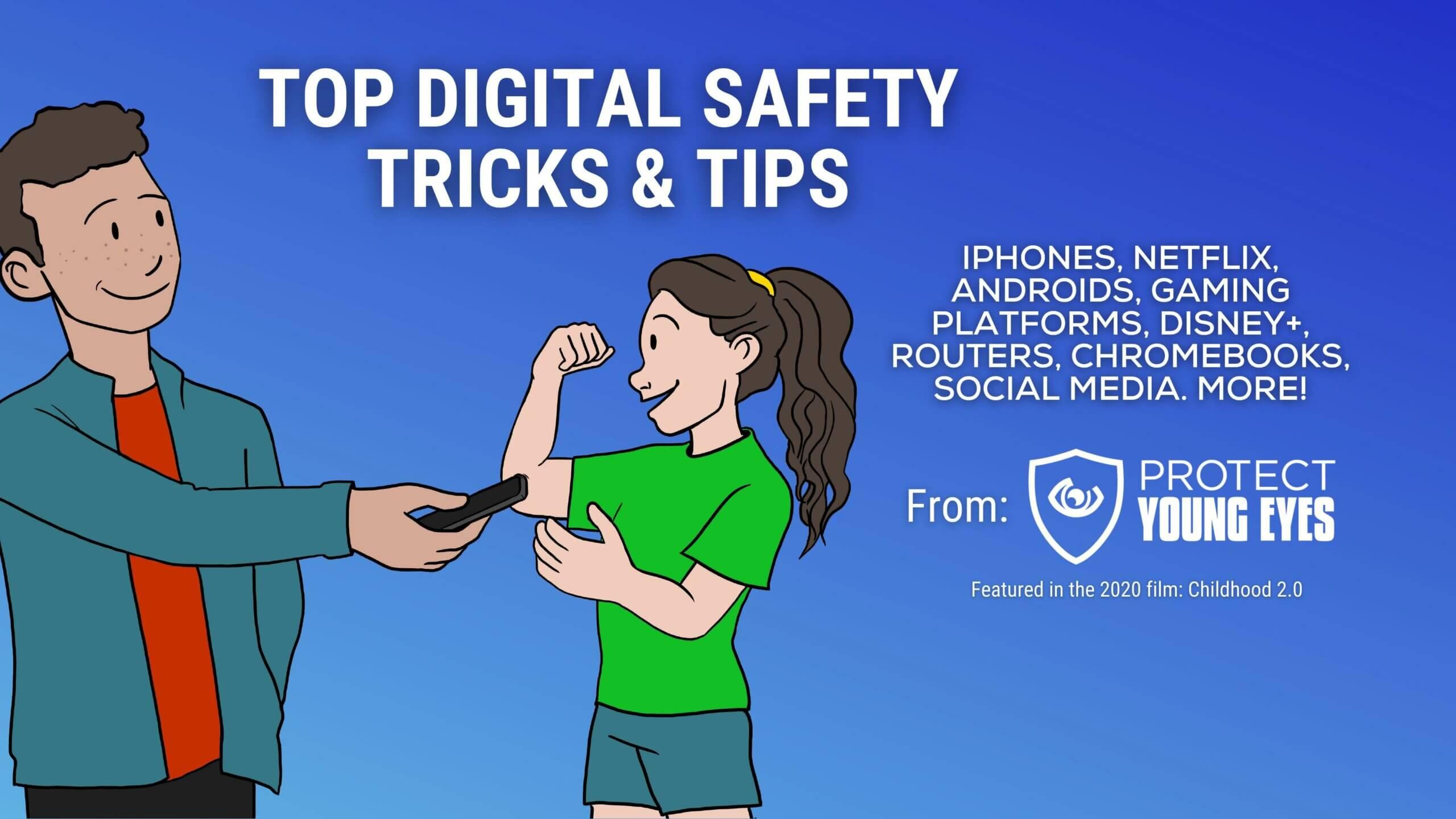 PYE Digital Safety Presentations