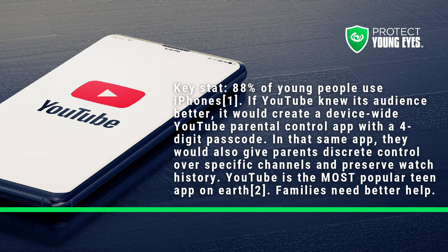 YouTube Releases New Parental Controls