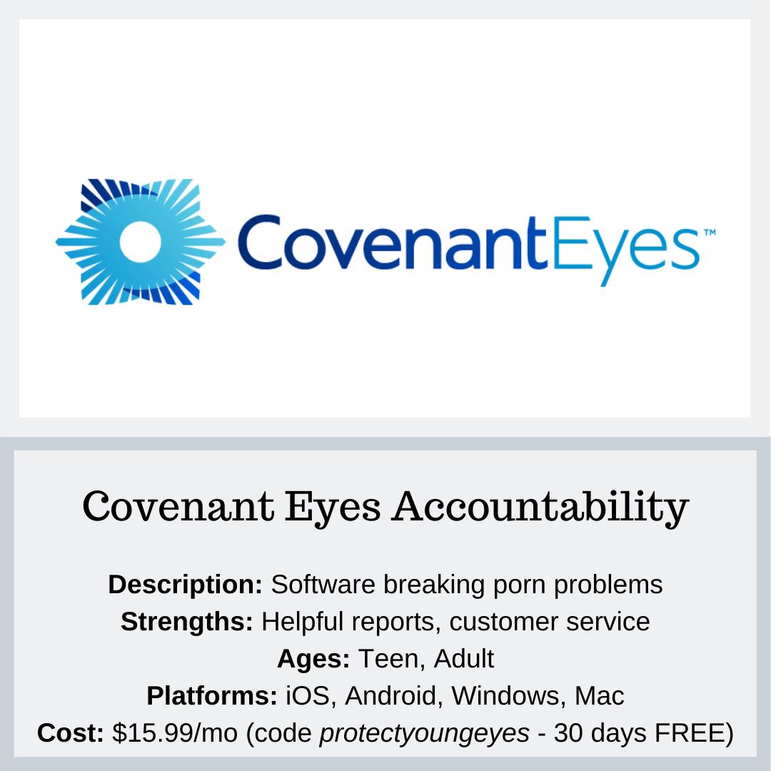 Covenant Eyes Image - PYE