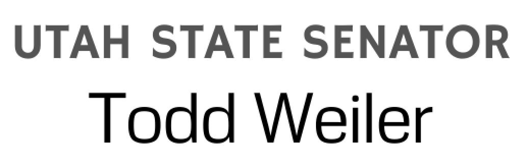 Todd Weiler - Utah State Senate