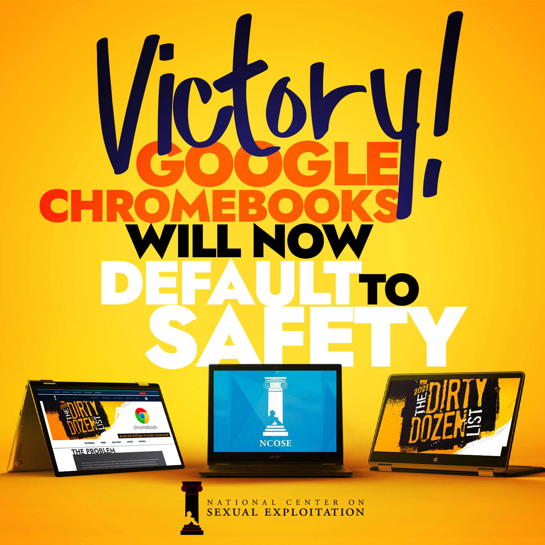 Chromebook Defaults - NCOSE